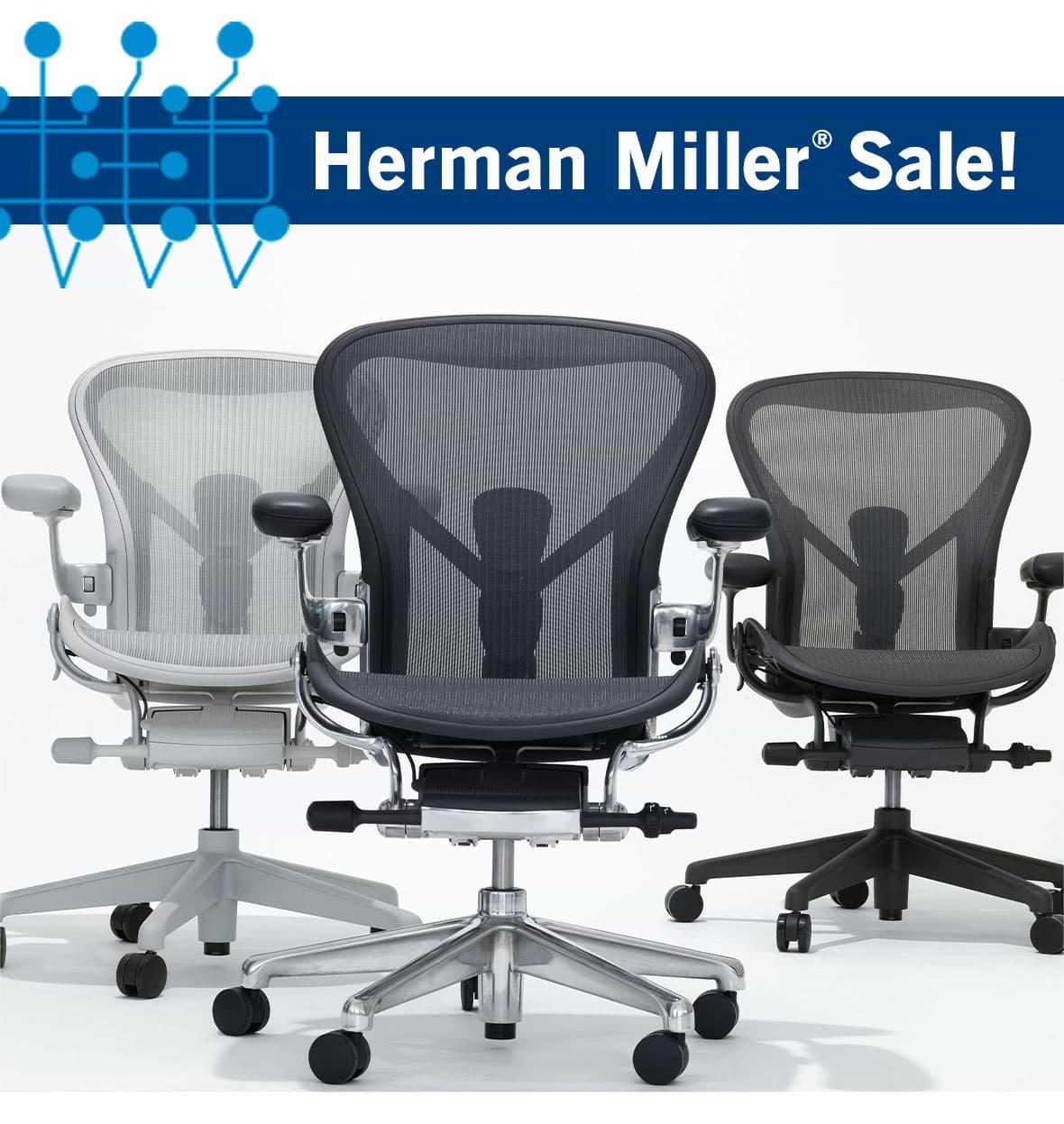 Herman Miller® Sale!