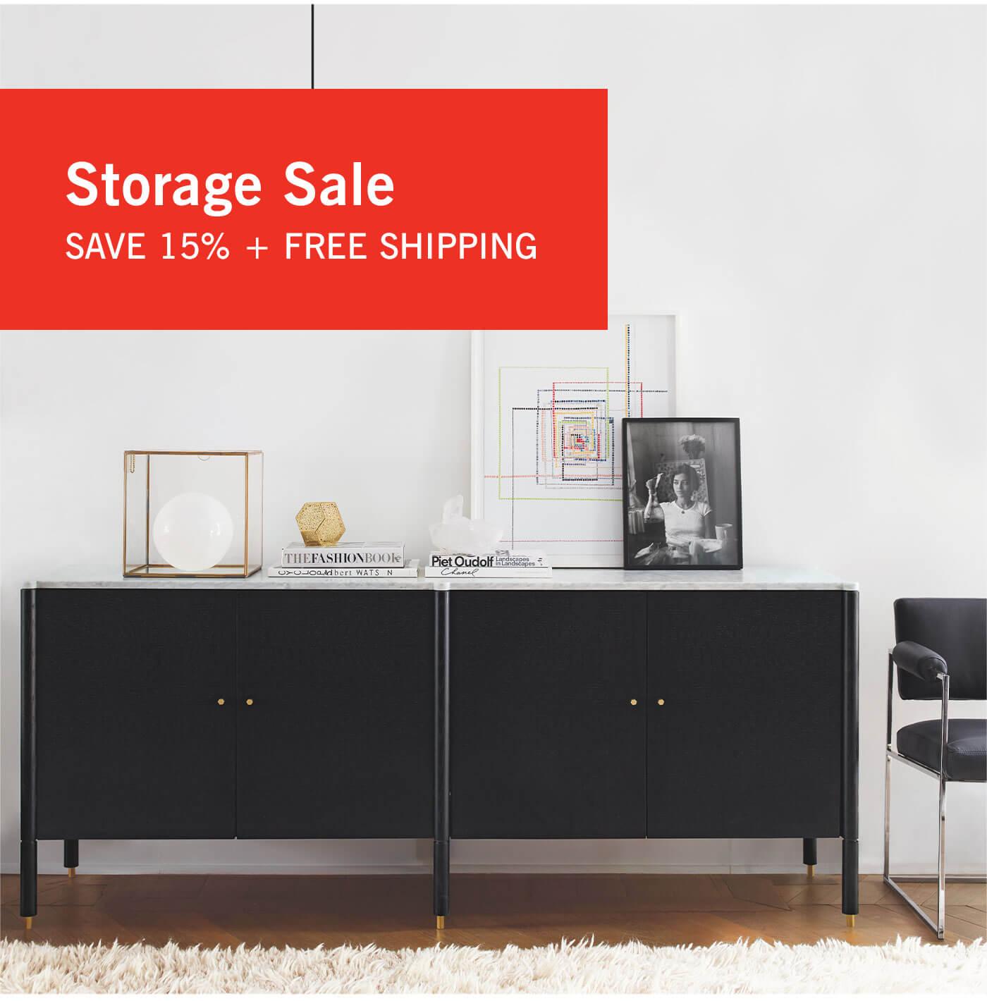 Storage Sale