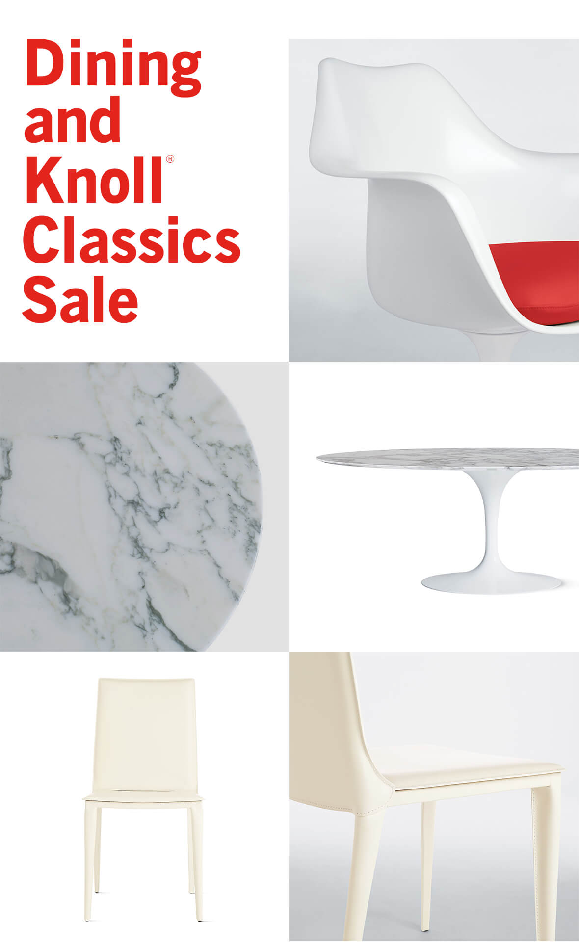 Dining and Knoll® Classics Sale